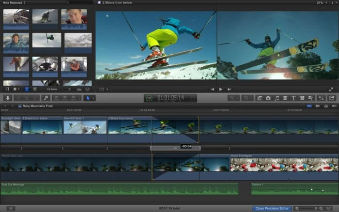Final Cut Pro Gets 4K Monitor Support And More