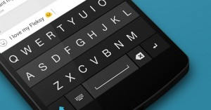 Fleksy for Android
