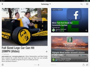 Flipboard For iOS Upate Brings New Features
