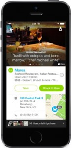 Foursquare Gets A New Design For iOS 7