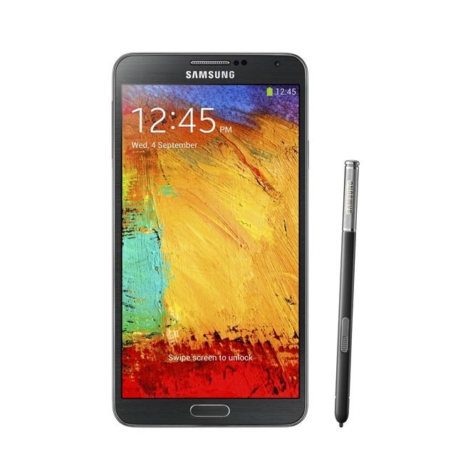 Samsung Galaxy Note's - Magazine cover