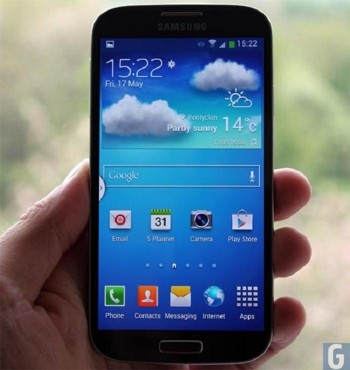 MetroPCS Samsung Galaxy S4 Receiving Android 4.3