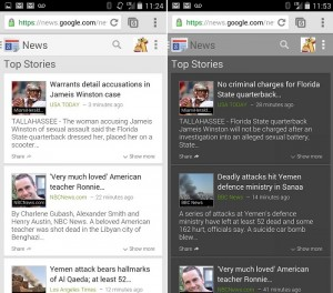 Google News Website to Receive A Major Makeover for Android and iOS