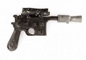 Han Solo Blaster Up For Auction, Expected To Fetch $300,000