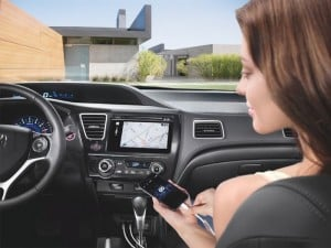 HondaLink Technology Brings Further iOS Integration To 2014 Civic