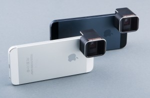 Anamorphic Adapter Lens For iPhone 5/5S Offers A 33% Wider Scene Capture (video)