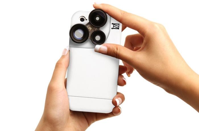 iZZi iPhone Camera Lens Case