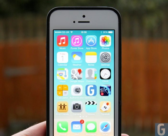 Apple Releases iOS 7.1 Beta 2 to Developers