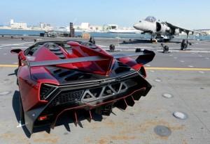 Lamborghini Veneno Roadster Unveiled, Will Cost 3.3 Million Euros