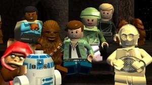 Lego Star Wars: The Complete Saga Lands On iOS