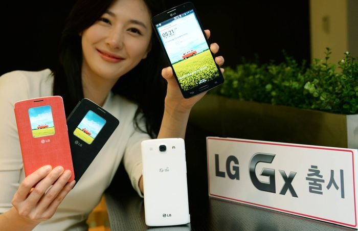 LG Gx 5.5 Inch Full HD Android Smartphone Announced