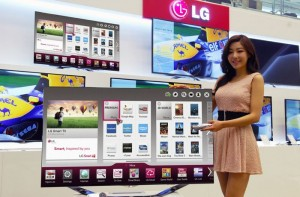 LG webOS Smart TV to use Cards Interface