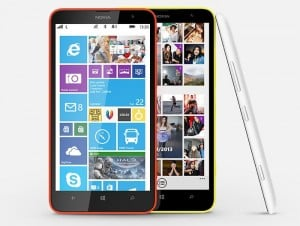 Nokia Lumia 1320 Appears At The FCC