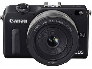 Canon Eos M2 Mirrorless Digital Camera Debuts In Japan