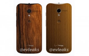 More Photos of Moto X With Wooden Backs Leaked