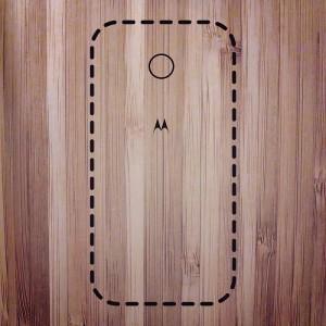 Motorola Teases Wood Backs for Moto X On Twitter