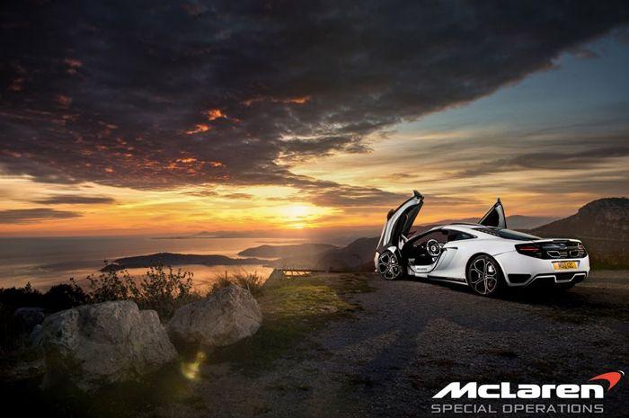 McLaren MSO 12C