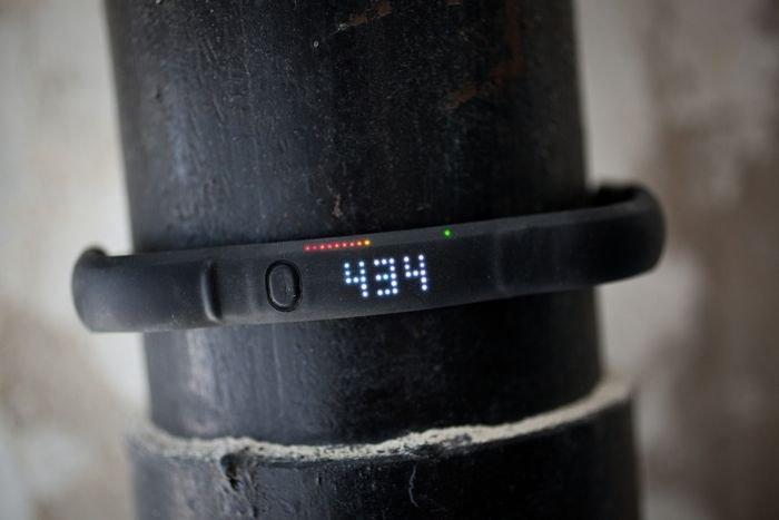 New Nike Fuel Band