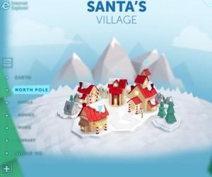 Norad Santa Tracker Goes 3D For Christmas