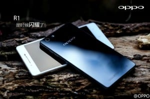 Oppo R1 Android Smartphone Announced, Headed To China This Month