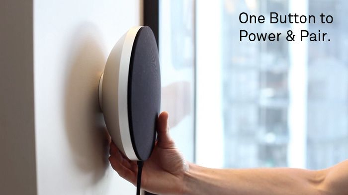 PA1 Bluetooth Wall Speaker System