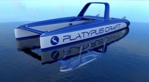 Platypus Craft Is An Underwater Exploration Vehicle (Video)