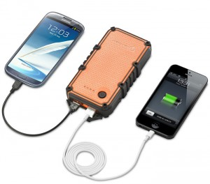PowerPak Ultra crams 14000 mAh of Power into a Rugged Battery Pack