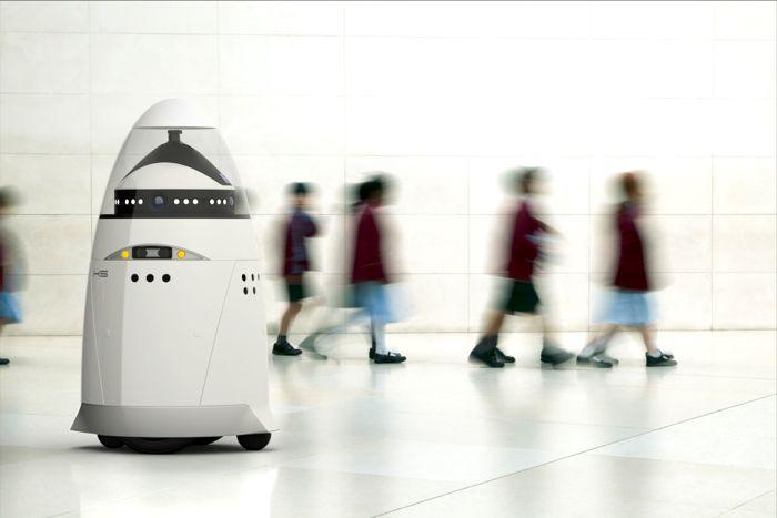 Robot Security Guards