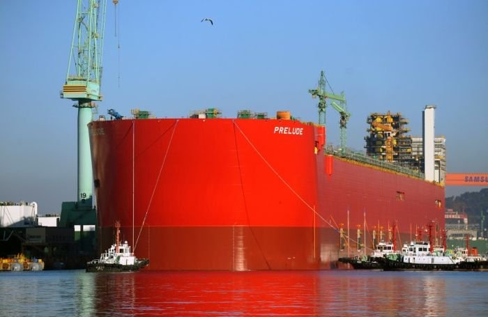 The Worlds Largest Ship