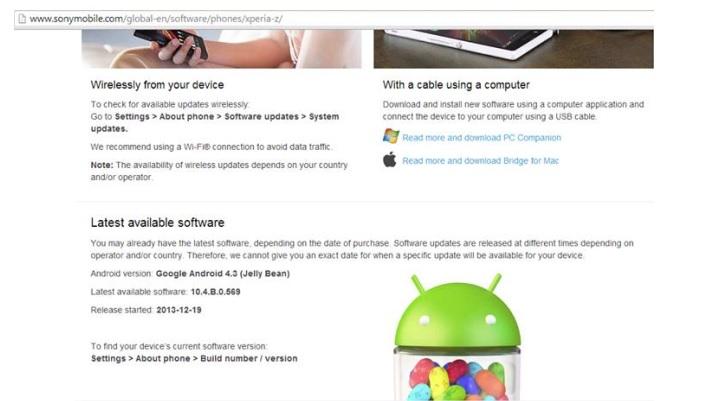 sony-website-screenshot