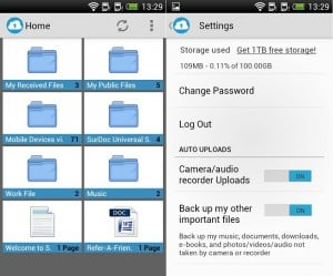 Surdoc Offers 100GB of Free Cloud Storage With Android Support