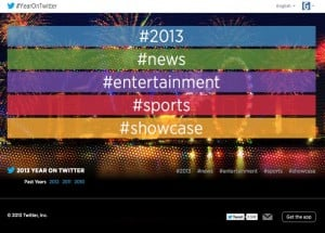 Twitter Publishes Its 2013 Roundup (Video)