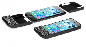Typo Keyboard Case for iPhone 5 and 5S Available for Pre-order