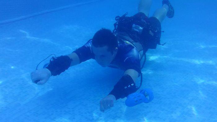 Underwater Jet Pack