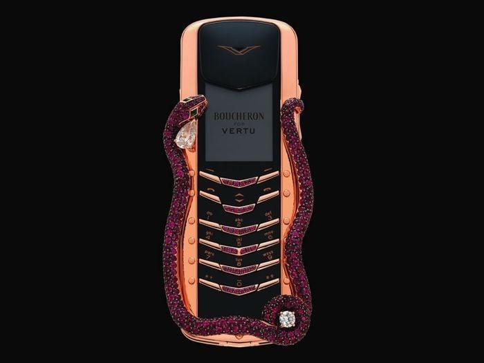 Vertu Smartphone Designer