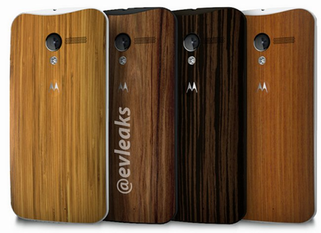 Moto X Bamboo Wood Back Arrives At Moto Maker with An Extra $100 Price