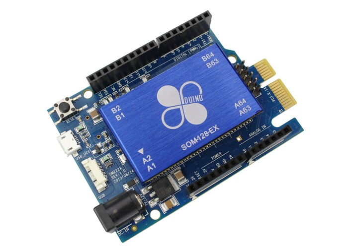 Duino zero arduino and ecs