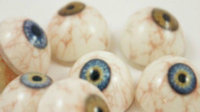 3D Printed Prosthetic Eyes
