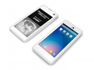Dual Screened Android YotaPhone Launches In Europe For 499 Euros