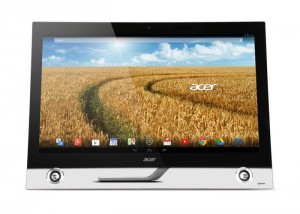 Acer TA272 HUL All-in-one 27 Inch Android Touch Screen System