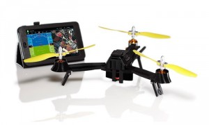 AirDroids Pocket Drone The World's Smallest Heavy Lift Micro-copter (video)