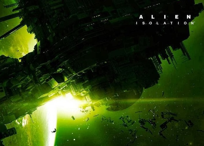 Alien Isolation game