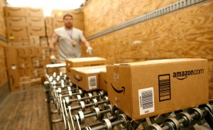 "Amazon's ""Anticipatory Shipping"""