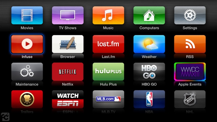 Apple TV Jailbreak aTV2 Flash