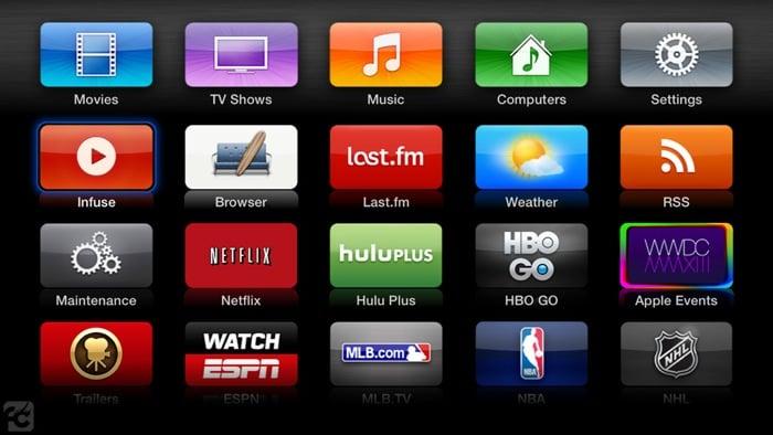 Apple TV Jailbreak aTV2 Flash