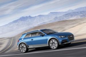 Audi Allroad Shooting Brake EV Announced At NAIAS