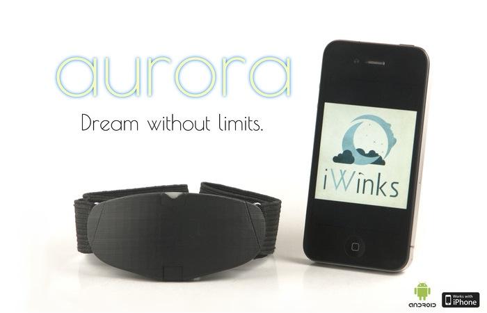 Aurora Dream-Enhancing Headband