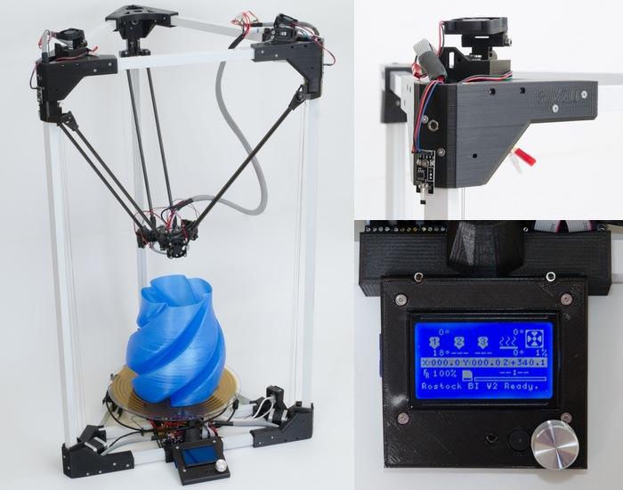 BI V2 3D Printer
