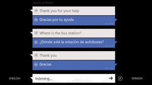 Bing Translator Windows App Update Enables Speech-To-Speech Translations