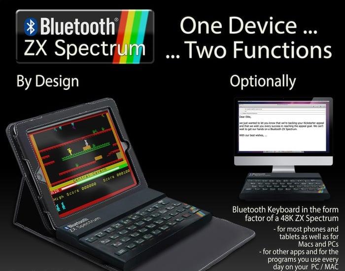 Bluetooth ZX Spectrum